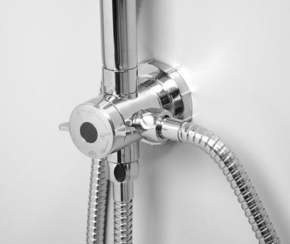 Душевой комплект WasserKRAFT A045
