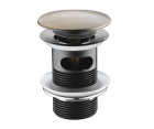 Донный клапан Push-up WasserKRAFT A046
