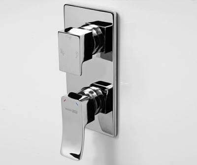 Смеситель для ванны и душа WasserKRAFT Aller 10671