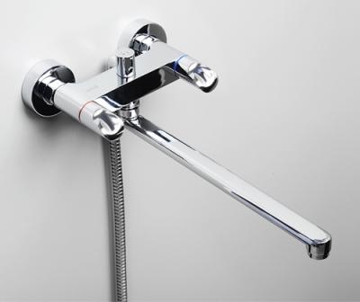 Смеситель для ванны с длинным изливом WasserKRAFT Lossa 1202L