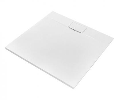 Душевой поддон, прямоугольник WasserKRAFT Alme 15T03 (900х900х40 мм)