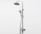 Душевой комплект со смесителем для ванны WasserKRAFT A16601