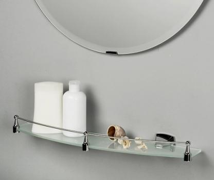 Полка стеклянная WasserKRAFT Wern K-2544