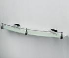 Полка стеклянная WasserKRAFT Wern К-2544
