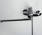 Смеситель для ванны с длинным изливом WasserKRAFT Isen 2602L