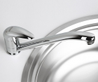Смеситель для кухни с поворотным изливом WasserKRAFT Isen 2607