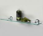 Полка стеклянная WasserKRAFT Oder К-3024