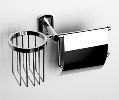 Держатель туалетной бумаги и освежителя WasserKRAFT Oder K-3059