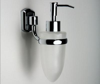 Дозатор для жидкого мыла стеклянный WasserKRAFT Oder K-309999