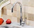 Смеситель для кухни с поворотным изливом WasserKRAFT Lopau 3207