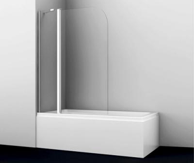 Стеклянная шторка на ванну WasserKRAFT Leine 35P02-110 Fixed (1100х1400 мм)