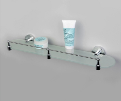 Полка стеклянная WasserKRAFT Isen K-4044
