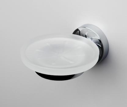 Мыльница стеклянная WasserKRAFT Isen K-4029
