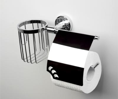 Держатель туалетной бумаги и освежителя WasserKRAFT Isen K-4059
