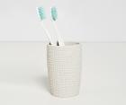 Стакан для зубных щеток WasserKRAFT K-4628