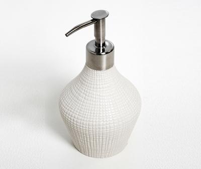 Дозатор для жидкого мыла, 420 ml WasserKRAFT Dinkel K-4699