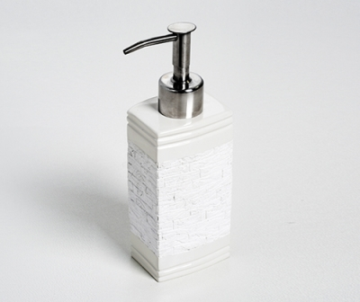 Дозатор для жидкого мыла, 240 ml WasserKRAFT Main K-4799