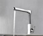 Смеситель для кухни с поворотным изливом WasserKRAFT Berkel 4807