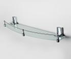 Полка стеклянная WasserKRAFT Leine К-5044