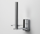 Держатель туалетной бумаги WasserKRAFT Leine К-5097