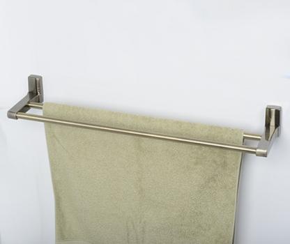 Штанга для полотенец двойная WasserKRAFT Exter K-5240