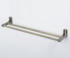 Штанга для полотенец двойная WasserKRAFT Exter К-5240