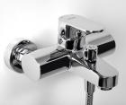 Смеситель для ванны с коротким изливом WasserKRAFT Donau 5301