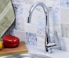 Смеситель для кухни с поворотным изливом WasserKRAFT Vils 5607