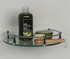 Полка стеклянная WasserKRAFT К-566