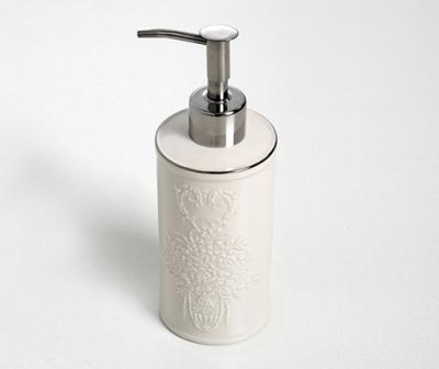Дозатор для жидкого мыла, 350 ml WasserKRAFT Rossel K-5799