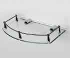 Полка стеклянная WasserKRAFT К-588