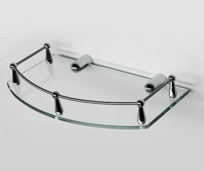 Полка стеклянная WasserKRAFT K-588