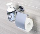 Держатель туалетной бумаги и освежителя WasserKRAFT Rhein К-6259