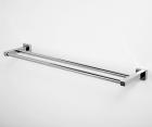 Штанга для полотенец двойная WasserKRAFT Lippe K-6540