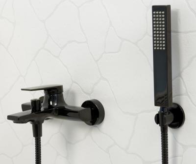 Смеситель для ванны с коротким изливом WasserKRAFT Glan 6601