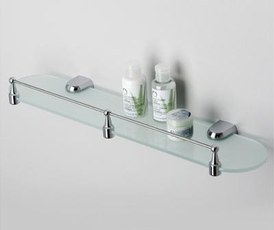 Полка стеклянная WasserKRAFT Berkel K-6844