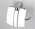 Держатель туалетной бумаги с крышкой WasserKRAFT Berkel К-6825