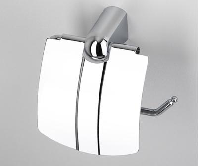 Держатель туалетной бумаги с крышкой WasserKRAFT Berkel K-6825