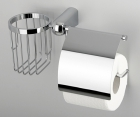 Держатель туалетной бумаги и освежителя WasserKRAFT Berkel К-6859