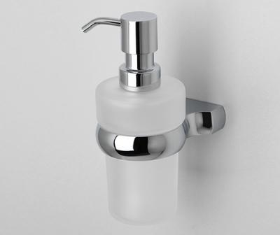 Дозатор для жидкого мыла стеклянный WasserKRAFT Berkel K-6899