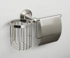 Держатель туалетной бумаги и освежителя WasserKRAFT Ammer К-7059