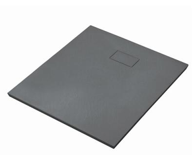 Душевой поддон, квадрат WasserKRAFT Elbe 74T03  (900х900х26 мм)