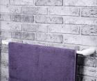 Штанга для полотенец WasserKRAFT K-8330WHITE