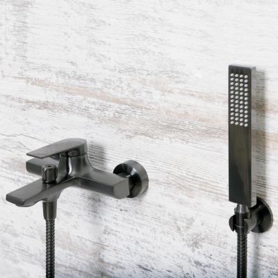 Смеситель для ванны с коротким изливом WasserKRAFT Wiese 8401