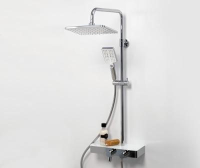 Душевой комплект с термостатическим смесителем WasserKRAFT A11301 Thermo
