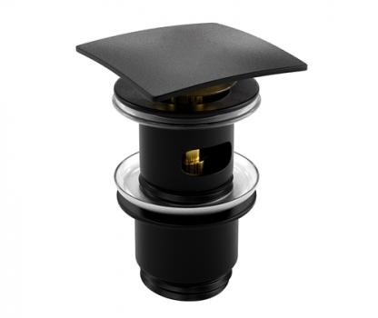 Донный клапан Push-up WasserKRAFT A164