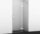 Душевая дверь, распашная на петлях, правая WasserKRAFT Aller 10H05R (1200x2000 мм)