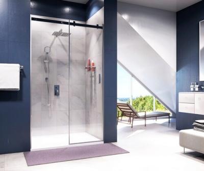 Душевая дверь WasserKRAFT Alme 15R30 (1300x2000 мм)