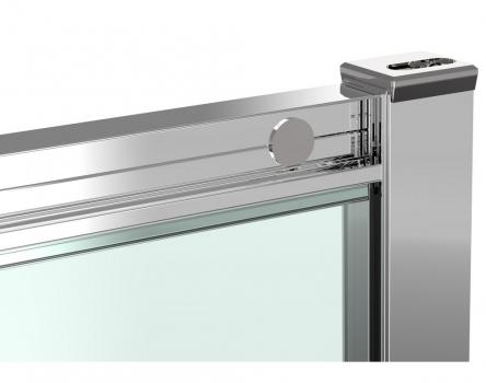 Душевой уголок Timo Altti T-601F (1000x1000x1900 мм)