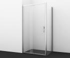 Душевой уголок, прямоугольник, с универсальной распашной дверью WasserKRAFT Berkel 48P06 (1200x800x2000 мм)